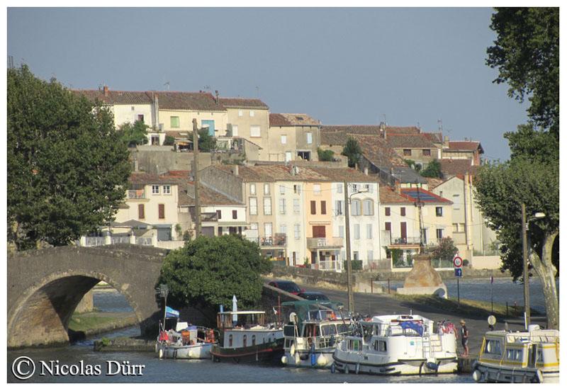 Le Pont Vieux à Castelnaudary