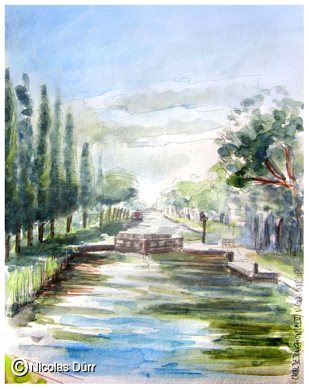 Le Canal de Jonction de la Robine (1)