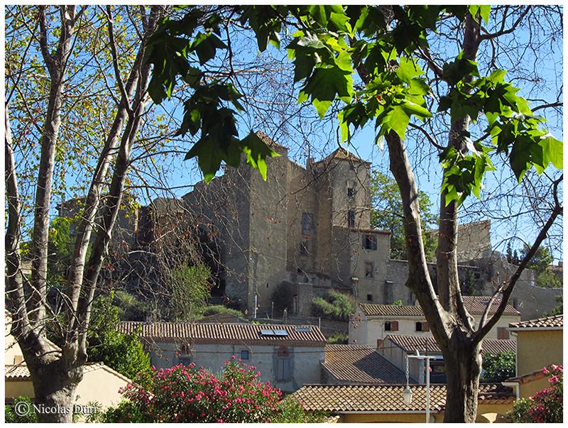 Argens Minervois et son château
