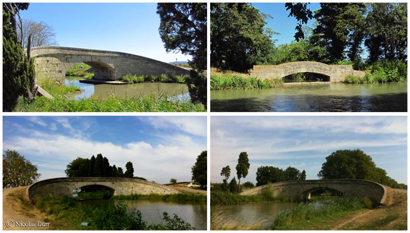 Le Pont Saint Rome et la Cale de Foncaude