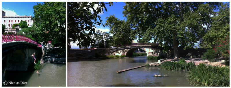 Le pont de Ventenac-Minervois