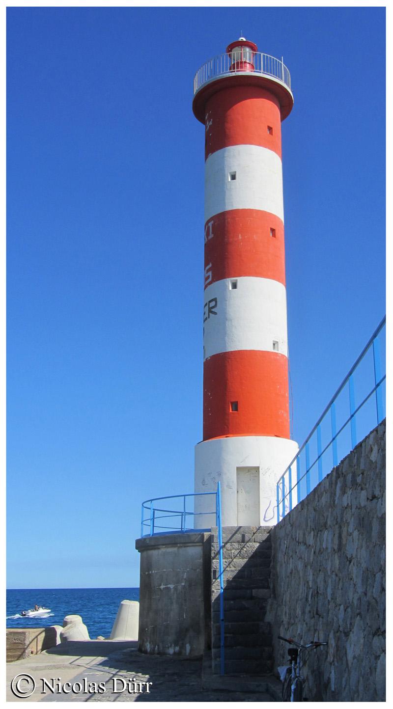 Le phare de Port la Nouvelle