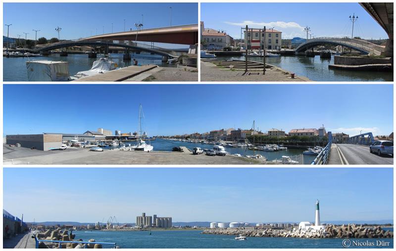 Panoramiques sur Port la Nouvelle