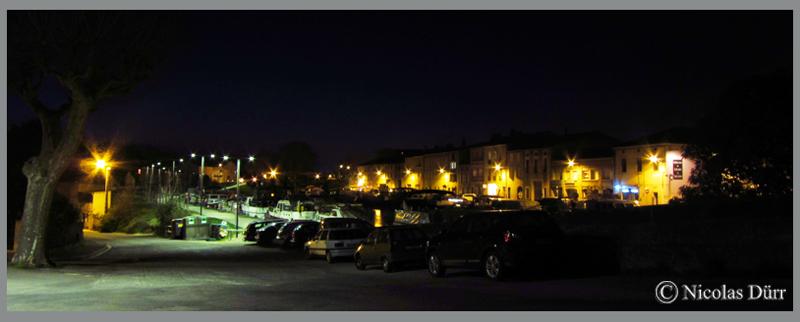 2015-nocturne-canal-du-midi-a-castelnaudary-vue-depuis-le-pont-vieux-en-amont