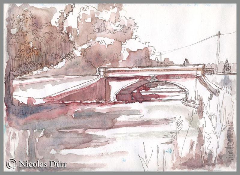 Le Pont Neuf d'Argeliers, 2015