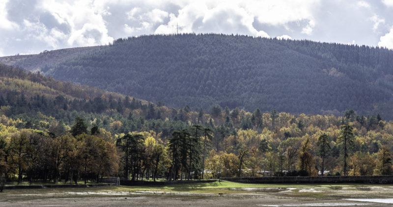Saint-Ferréol en automne