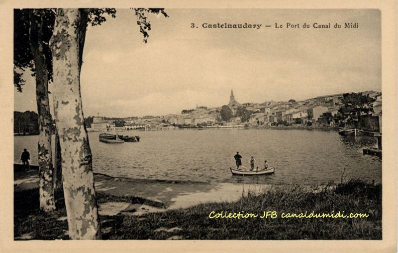 Castelnaudary : Le Grand Bassin