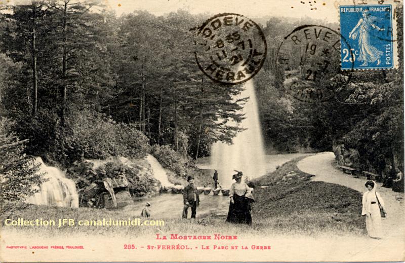Saint Ferréol - La Gerbe - 04