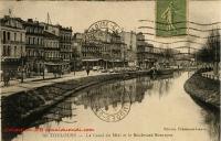 Le boulevard Bonrepos