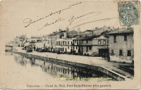 Le port Saint-Étienne