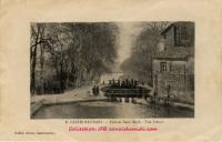 Castelnaudary : Écluse Saint-Roch