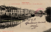 Castelnaudary : Le port