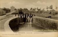 Carcassonne : Écluses du Fresquel