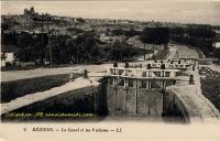 Béziers : Les 9 écluses