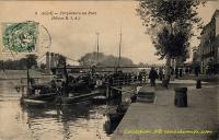Agde : torpilleurs au port