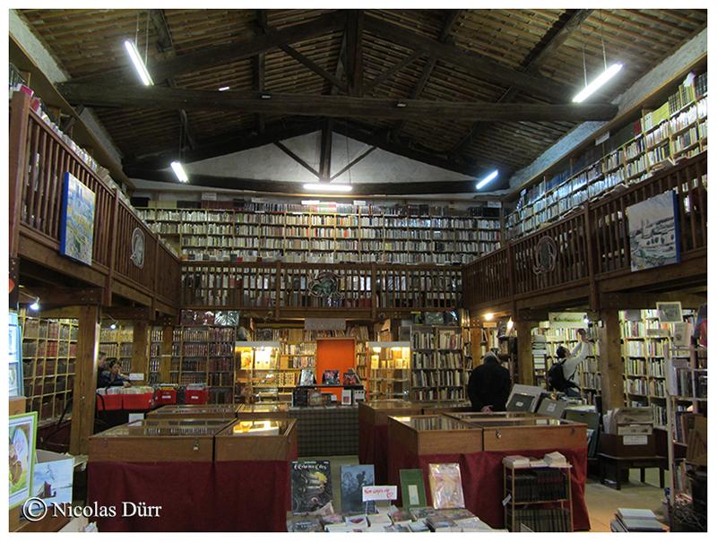 La librairie atypique du Somail