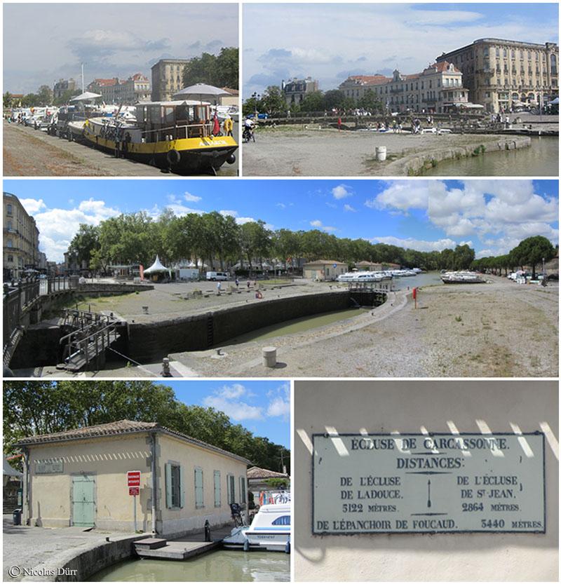 L'écluse de Carcassonne (1)