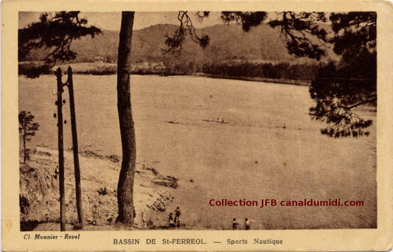 Saint Ferréol - Sports Nautiques