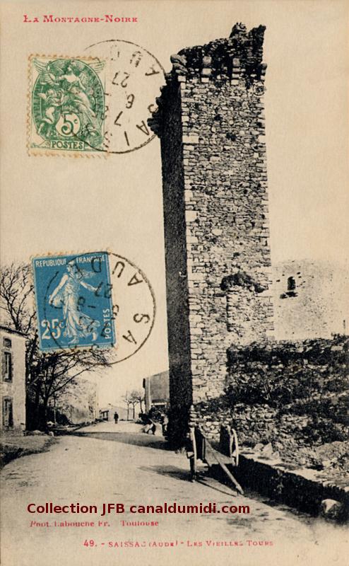 Saissac - Les Vieilles Tours