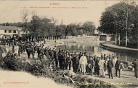 Castelnaudary : Les lavoirs
